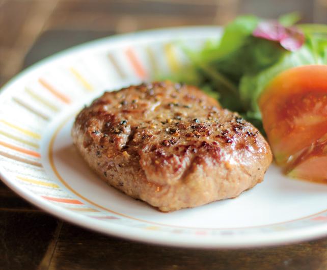 牛肉ハンバーグ