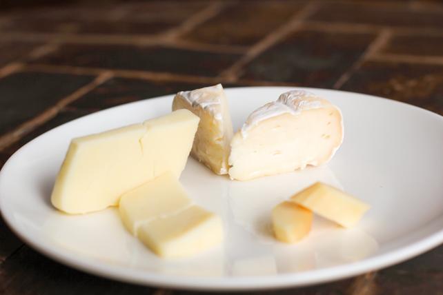 チーズ盛り合わせ3種