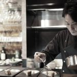 <フランス料理と日本の叡智>